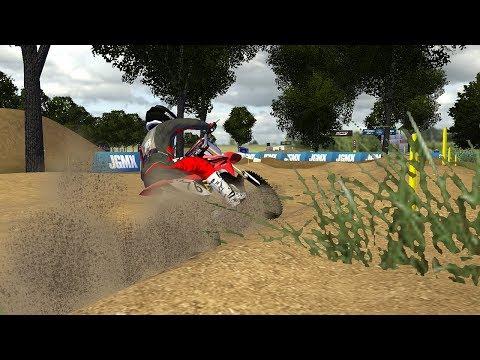 MX Simulator 2018 Loretta Lynn's Supermini Day 1