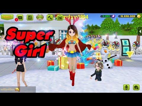 My Love   Set Super Girl - Siêu Mạnh Mẻ (Avatar Musik) thumbnail