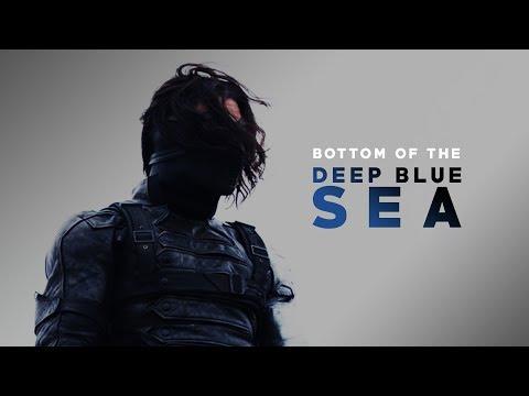 Bottom of the Deep Blue Sea   Steve + Bucky