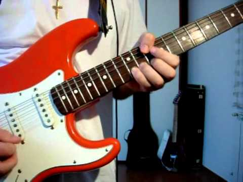 Pixies Where Is My Mind Guitar Solo Lesson Youtube