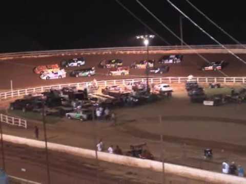 Battle of the Bluegrass @ Tazewell Speedway