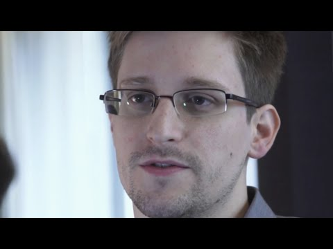 Edward Snowden w/ UFO files? & CERN blackhole destroying ear
