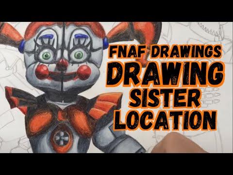 drawing-fnaf-sister-location