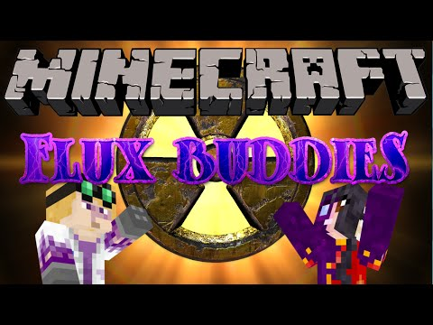 Minecraft - Flux Buddies #129 - THE BRUISE (Yogscast Complete Mod Pack)