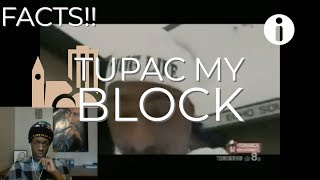 2Pac - My Block Reaction