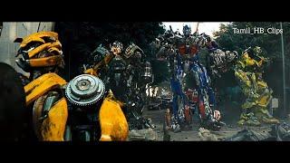 Transformers 1 Autobots Final Fight Scene In Tamil