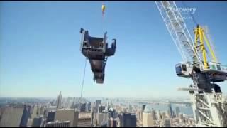 Дом миллиардеров в Нью-Йорке.  Самый высокий жилой небоскрёб Нью-Йорка.