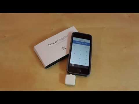 Square Mobile Credit Card Reader Review | Squareup Demo | Pros & Cons