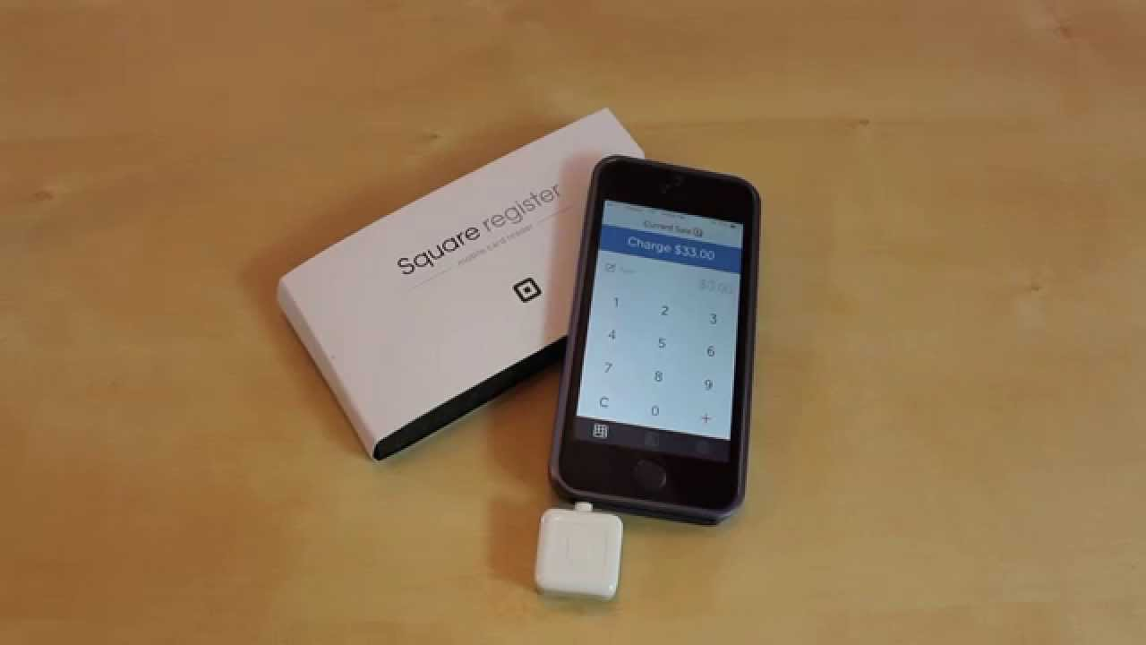 square mobile credit card reader review squareup demo pros cons - Credit Card Swiper For Phone