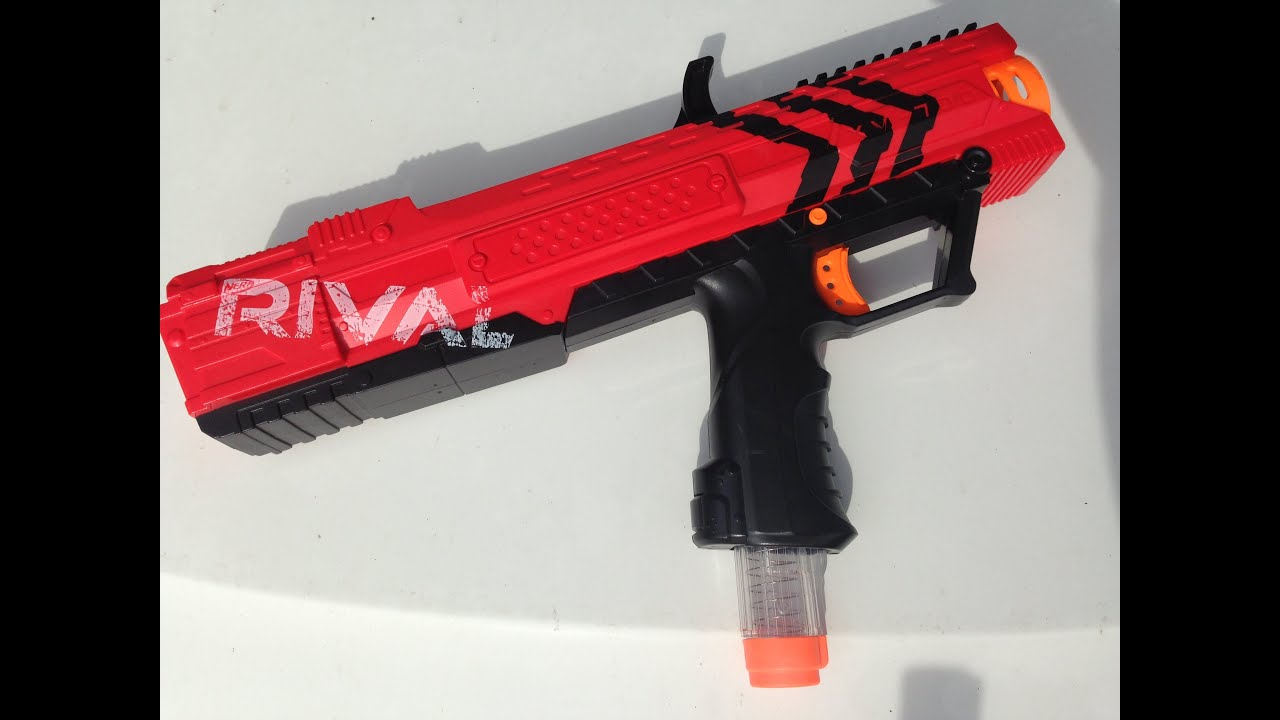 Nerf Rival Apollo XV 700 Unboxing and Review