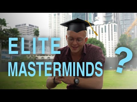 How To Join Elite Masterminds - Chief Recruiter's Sneaky Tips