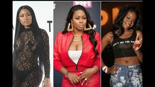 Text Messages Reveal That Remy Ma Maybe Was Hating On Nicki Minaj Months Before Shether Diss