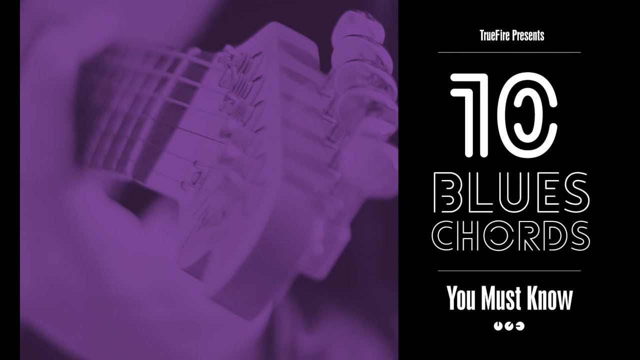 10 blues guitar chords you must know youtube hexwebz Images