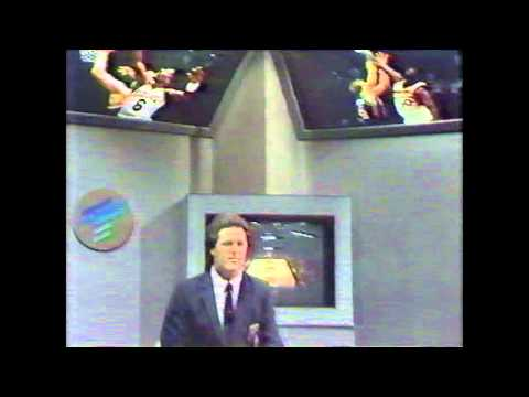 1986 NBA Playoffs Commentary Incomplete