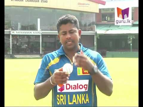 Learn Spin Bowling From Rangana Herath - Part 4