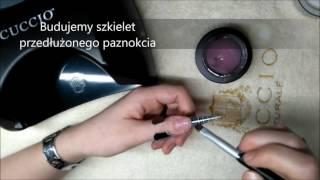 Как наращивать ногти LED-гелем. Экономия времени до 80%. T3 LED/UV-гель Cuccio Pro