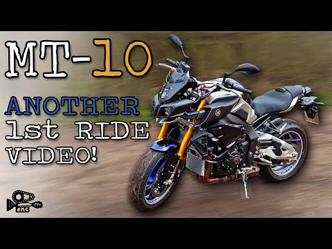 Yamaha MT-10 SP First Ride Review