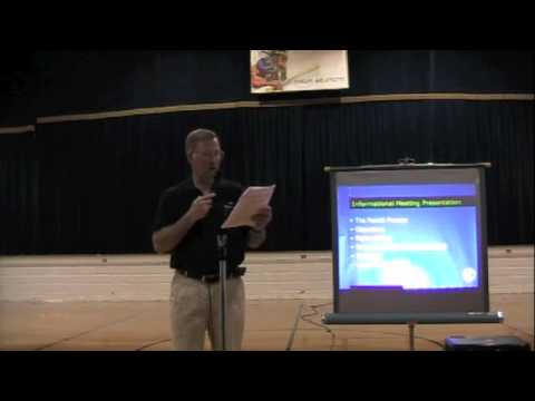 Gasline Meeting June 20 2012