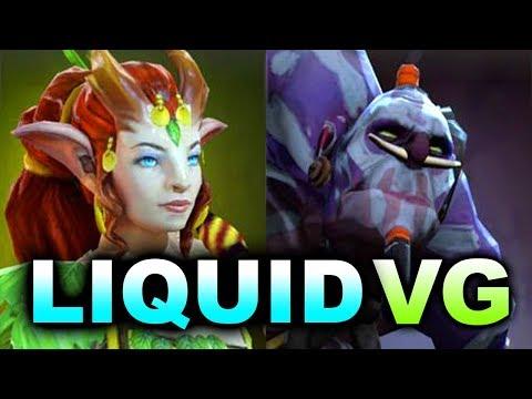 Liquid vs VG - Elimination Match - Bucharest Major DOTA 2