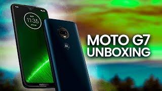 Moto G7 Plus, unboxing y toma de contacto