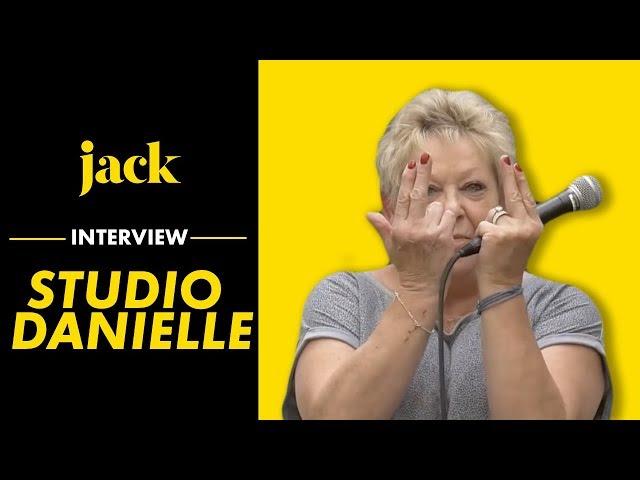 Studio danielle : l'interview blind test  jack