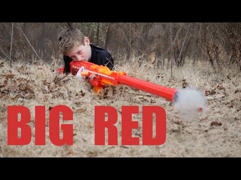 Nerf War: Big Red (Trump Calls on NIA)