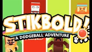 Stikbold! A Dogeball Adventure - MINI GAMES