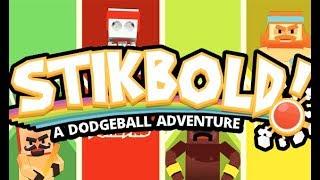 Stikbold! A Dogeball Adventure - MINI GAMES