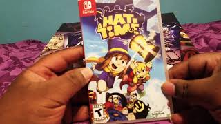 Group Unboxing A Hat InTime Freedom Planet Skullgirls 2nd Encore Vinyl Record
