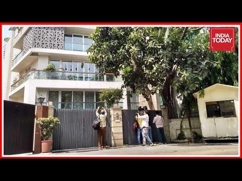 BREAKING: CBI Raids Home Of P Chidambaram And Son In Chennai
