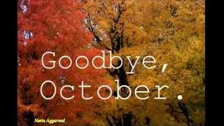 Goodbye October Greetings/Quotes/Sms/Wishes/Saying/E-Card/Wallpapers/ Goodbye OcyoberWhatsapp Video
