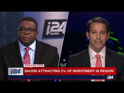 Saudi Arabia's Investment Conference & Khashoggi: Ian King i24 News Interview