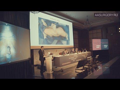 Live Surgery Курс 2016: видеорепортаж