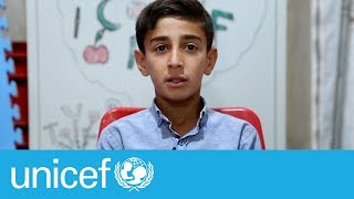 Iraq: Displaced children share what they miss most | UNICEF