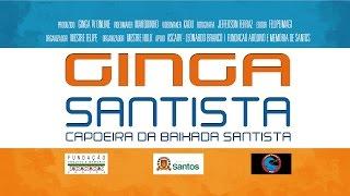 GINGA SANTISTA - RODA DE CAPOEIRA