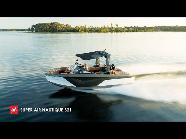 2022 Super Air Nautique S21