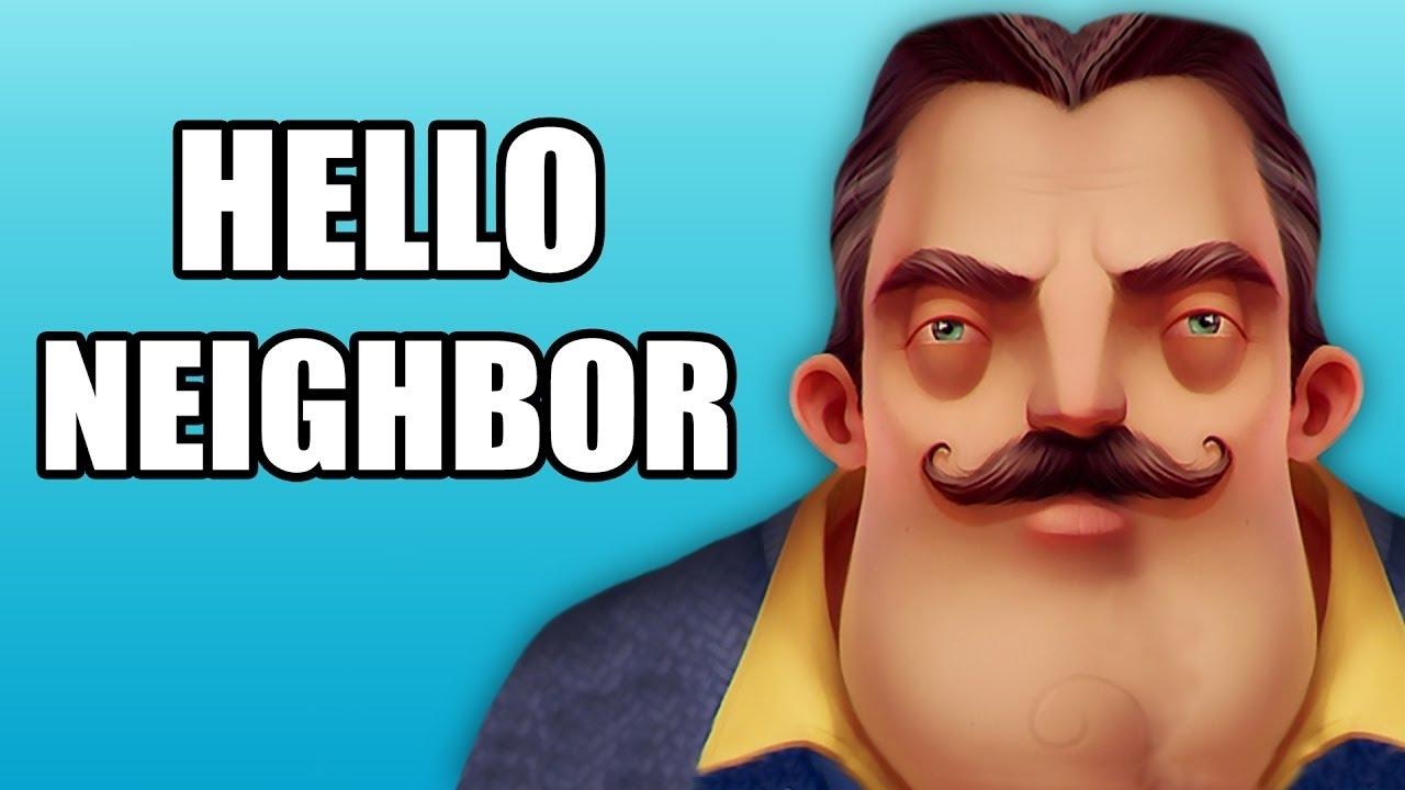 Hello Neighbor | Bturbo Livestream - YouTube