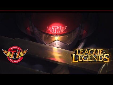 New SKT T1 Skins & Super Rapid Fire Mode (League of Legends / LoL)