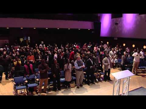 A time of worship - EMBRACE 2013