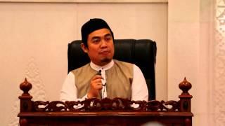 Ustaz Amin - Kisah Rezeki Yang Allah Sembunyikan