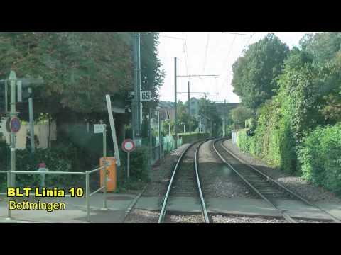 Strassenbahn Basel linia 10