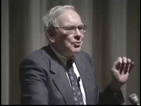 Best Warren Buffett speech
