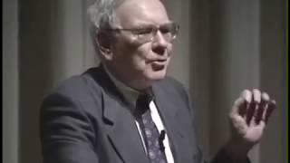 Best Warren Buffett speech
