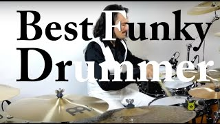 Best Funky Drummer by Damien Schmitt NOW AVAILABLE on IYT
