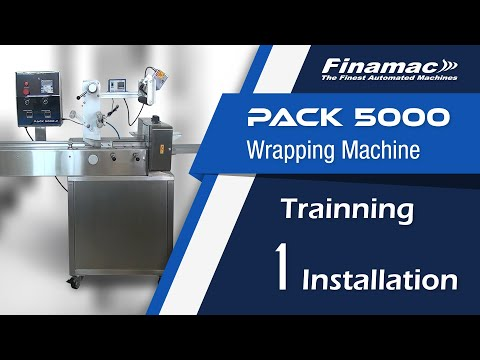 Pack 5000 Training Video - Wrapping Machine