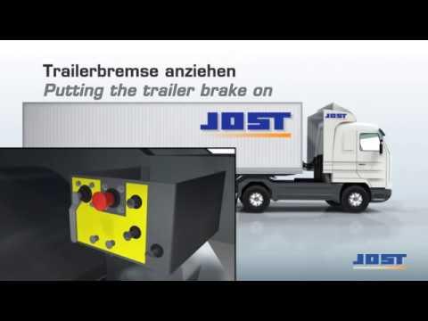 JOST World | JOST Vidéo de Démonstration Sellette d'Attelage
