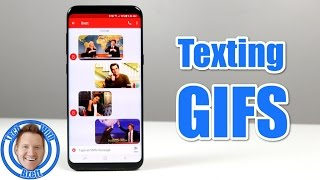How to Text GIFS on Android | Gboard and Android Messages Tutorial screenshot 5