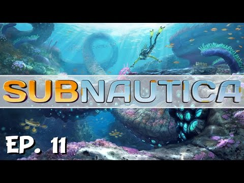 Subnautica - Ep. 11 - The Large Organic Mass! - Let's Play