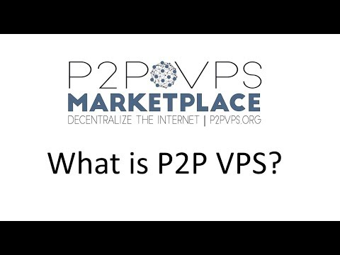 P2P VPS Intro Video (Remake)