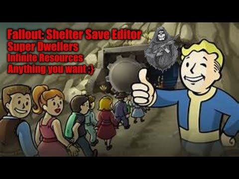Fallout: Shelter Save Editor
